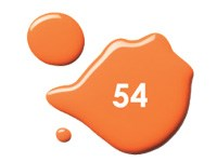 N°54 - Orange flash