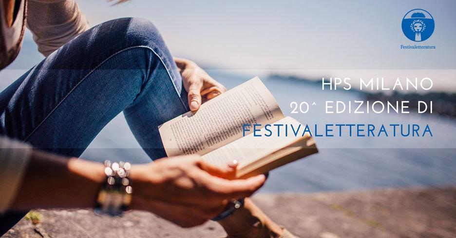HPS MILANO ALLA 20^ EDIZIONE DI FESTIVALETTERATURA
