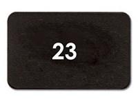 N°023 - Noir mat