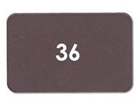 N°036 - Mauve sombre mat