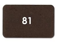 N°081 - Brun intense mat