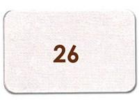 N°026 - Blanc mat