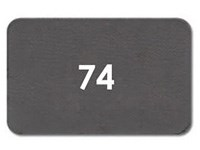 N°074 - Gris antracite mat