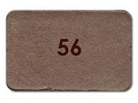 N°056 - Brun kaki nacré