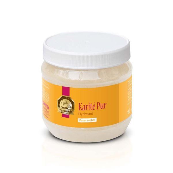 burro di karité puro 1 kg Arc en Sels