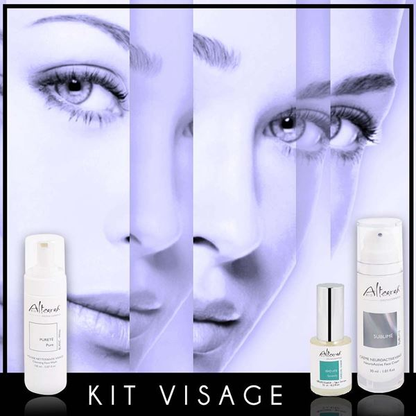 Picture of kit regalo skincare viso