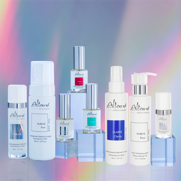 Immagine di Prodotti skincare viso Altearah Bio