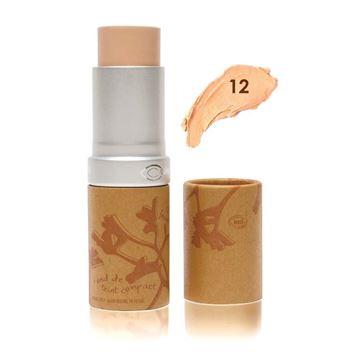 Fondotinta compatto 12 Couleur Caramel