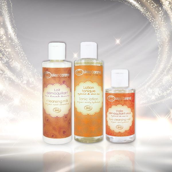 Set regalo per la cura della pelle Velvet skin