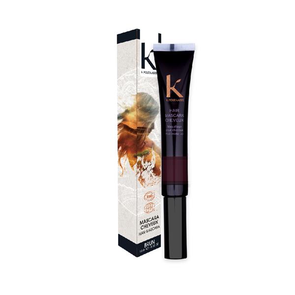 Mascara per capelli Ton sur Ton n. 2 brun K pour Karité
